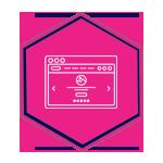 08, Pure Marketing - Website Design - Wireframing Icon