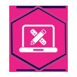 09, Pure Marketing - Website Design - Design Icon