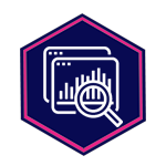 Pure Marketing PPC Services Data Icon
