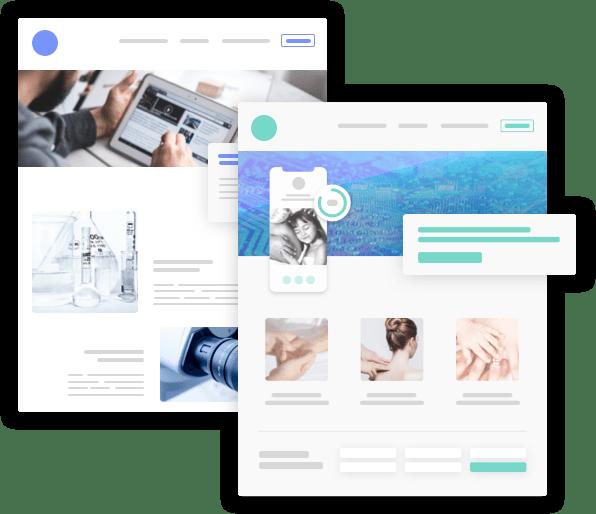 Services Website Design