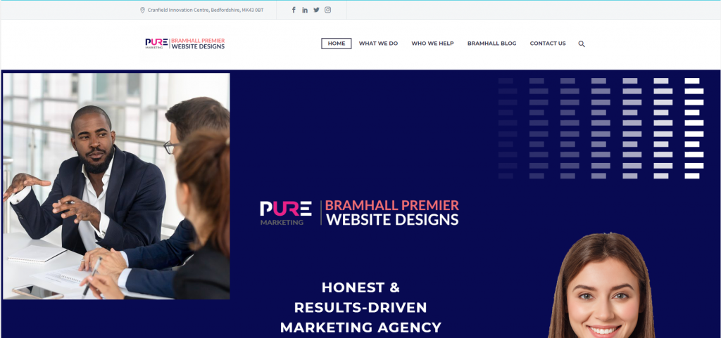 Click here to visit our case study Bramhall